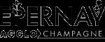 Logo Communauté d'Agglomération Epernay Coteaux et Plaine de Champagne