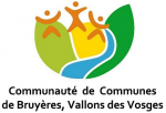 Logo Communauté de Communes de Bruyères - Vallons des Vosges
